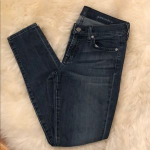 7 For All Mankind Jeans - 7 for all mankind gwenevere ankle skinny jeans